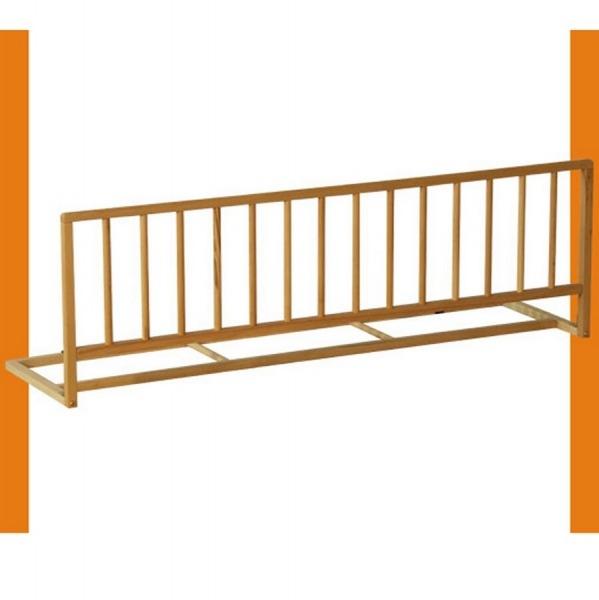 Barrera de cama madera haya segurbaby - Barrera para ninos ...