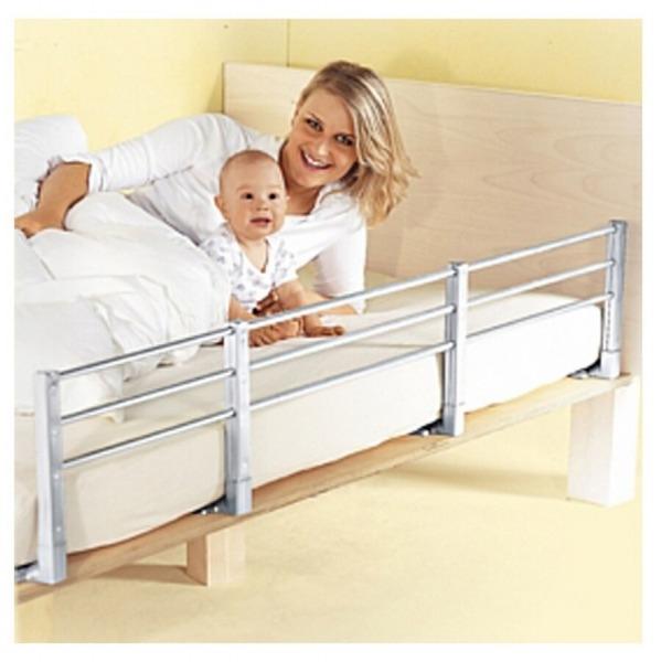 Barrera de cama extensible 140 cm segurbaby - Barrera de seguridad para ninos ...