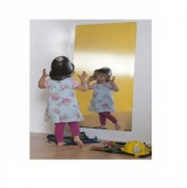 espejo de seguridad infantil 100 x 66 cm segurbaby