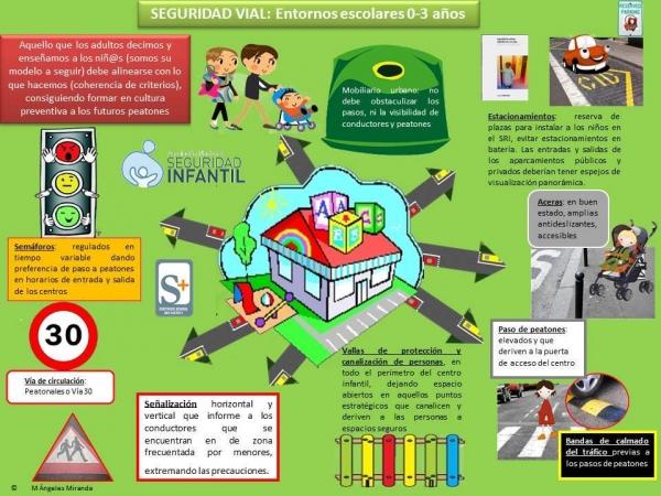 La Seguridad Vial En Los Entornos Escolares Una Responsabilidad