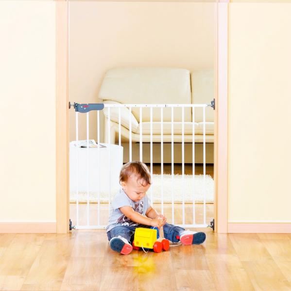 Barrera de seguridad infantil s gate segurbaby - Barrera para ninos ...