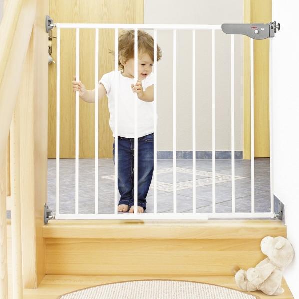 Barrera de seguridad infantil s gate segurbaby - Barandilla escalera ninos ...