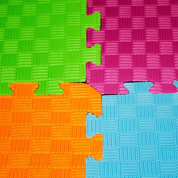 Losas puzzle infantil 1 cm segurbaby - Suelo habitacion ninos ...