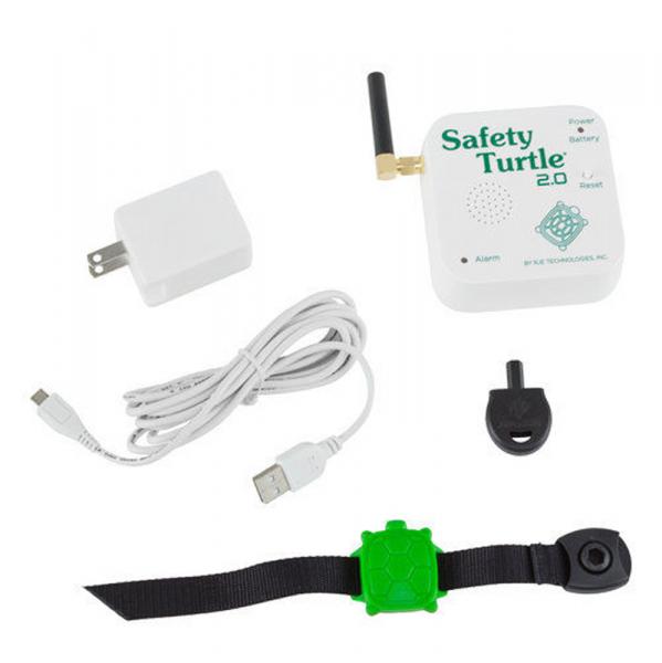 Safety turtle 2 0 alarma para piscina segurbaby for Alarma piscina