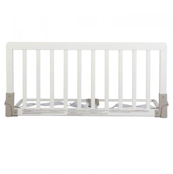 Barrera de cama babydan madera blanca segurbaby - Barandillas seguridad ninos ...