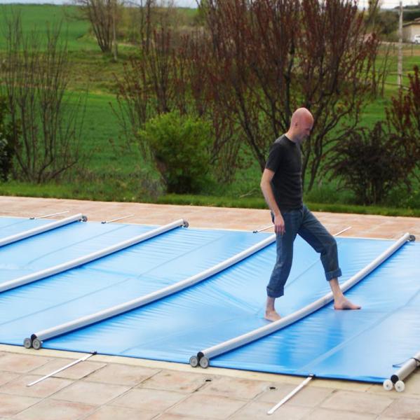 Cobertor piscina segurbaby for Cubiertas para piscinas