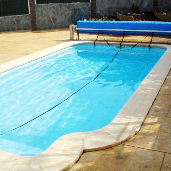 Cubiertas de piscinas baratas awesome calentar agua for Piscinas rigidas baratas