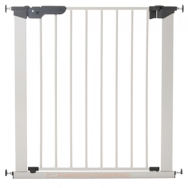 Barrera de seguridad premier babydan plata segurbaby - Puertas seguridad ninos ...