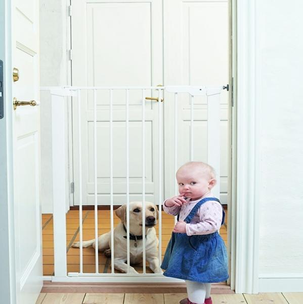 Barrera de seguridad extra alta para perros segurbaby - Barrera seguridad bebe ...