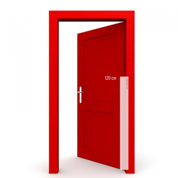Salvadedos para puertas opaco segurbaby for Puertas seguridad ninos