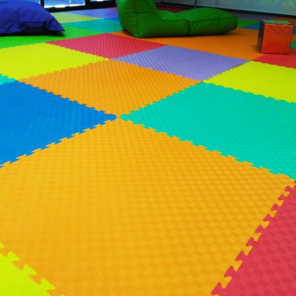 Losas puzzle infantil 4 uds segurbaby - Alfombras habitacion nino ...