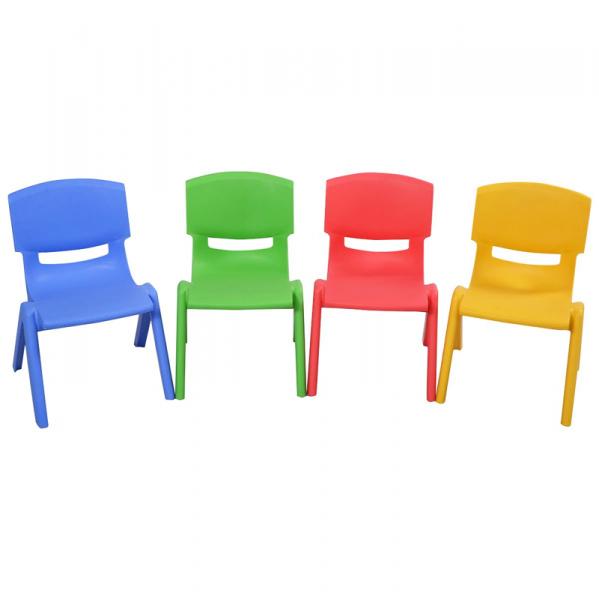 Silla Escolar Apilable Polipropileno Talla 3 Colores