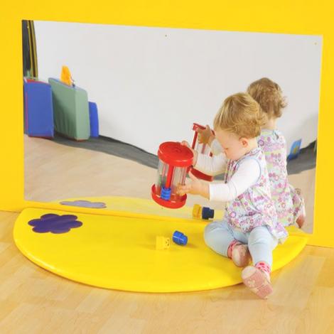 Espejo de seguridad infantil 100 x 66 cm segurbaby for Espejo 60 x 100