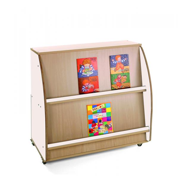 Mueble infantil expositor de libros segurbaby for Mueble libreria infantil