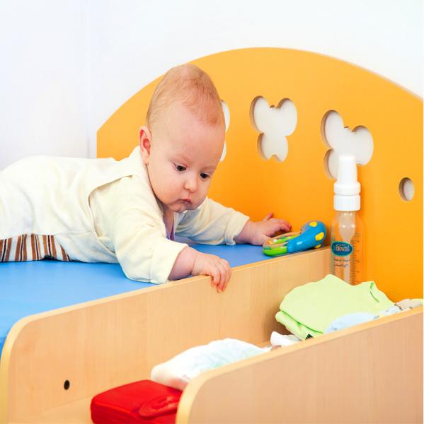 Mueble cambiador para beb s segurbaby for Mueble cambiador para bebe