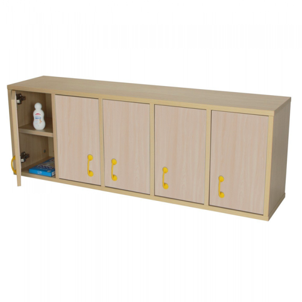 Mueble casillero 10 casillas con puerta segurbaby - Mueble casillero ikea ...
