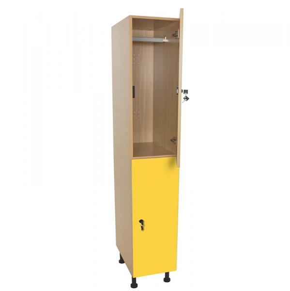 Mueble taquilla 2 puertas ancho 30 cm segurbaby for Mueble 25 cm ancho