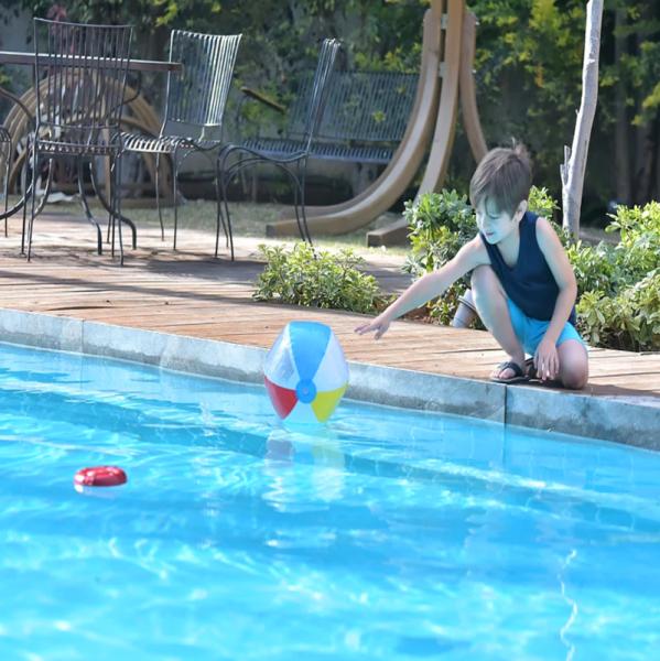 Alarma piscina lifebuoy segurbaby for Alarma piscina